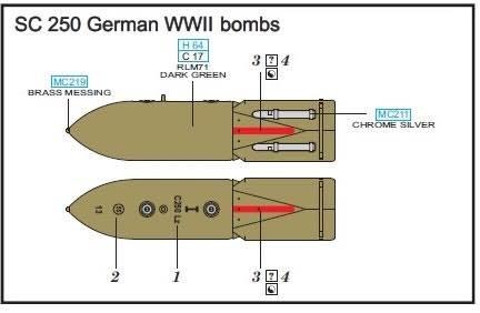 Германские авиабомбы, найденные вКиевском водохранилище, попробуют ликвидировать наместе