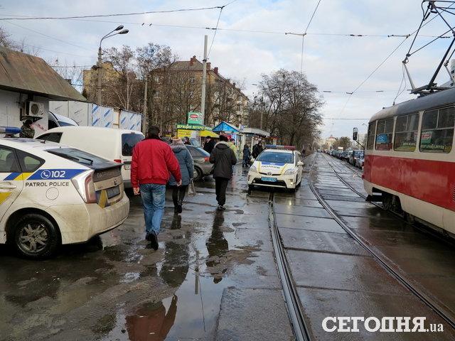 Суд арестовал двоих участников стрельбы вШевченковской районе украинской столицы