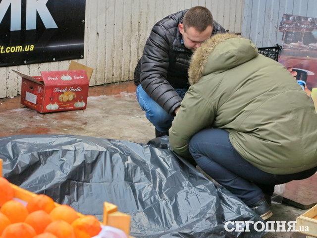 Участников стрельбы около метро Берестейская вКиеве арестовали