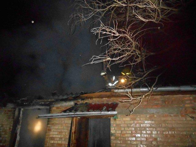 ВЧеркасской области врезультате пожара погибла целая семья