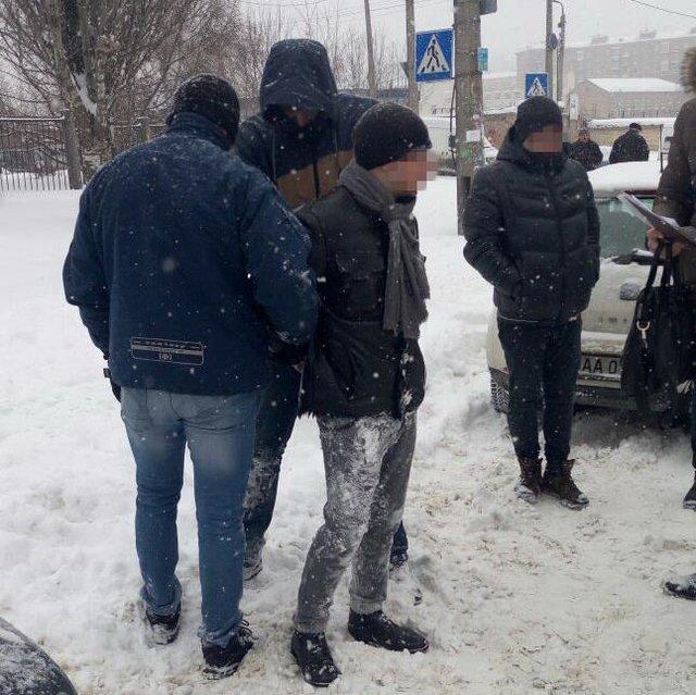 Начальница Службы поделам детей Кременчугской райгосадминистрации «попалась» накрупной взятке
