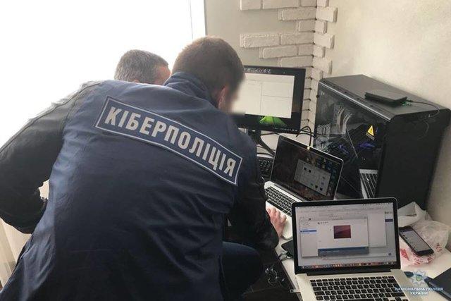 ВКиеве разоблачили хакера измеждународной группировки