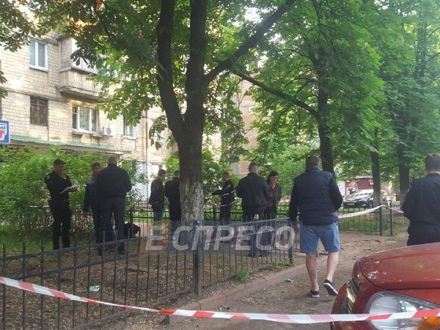 ВСоломенском районе Киеве безжалостно  убили 42-летнего мужчину,— милиция