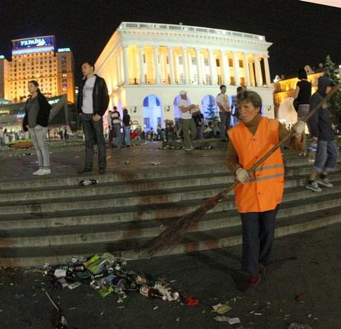 Деградация Киева как города стала прямым следствием Евромайдана