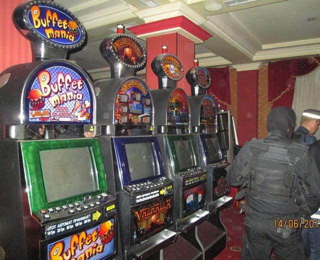 Очередное незаконное казино в киеве стиль одежды в казино
