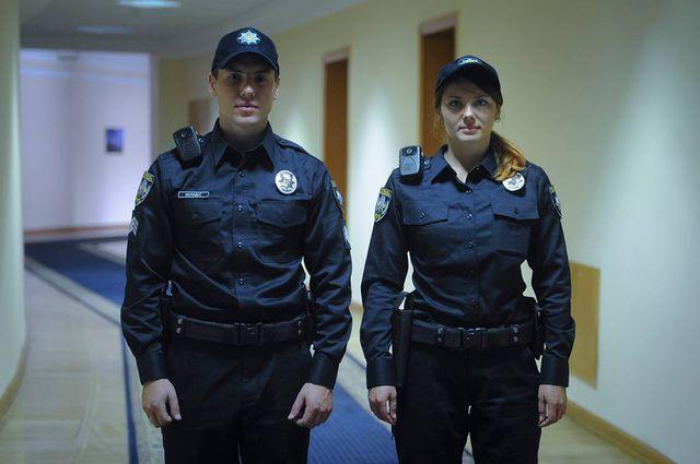 В Кабмине утвердили форму украинских полицейских