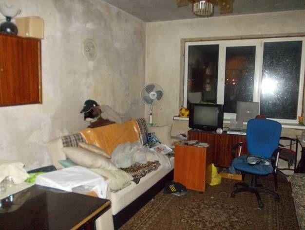 ВКиеве квартиранты зарезали мужчину вегоже ванной