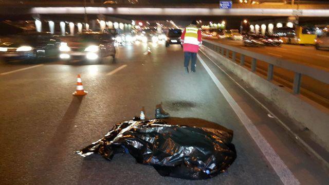 Напроспекте Бажана вКиеве под колесами машины умер школьник— Смертельное столкновение