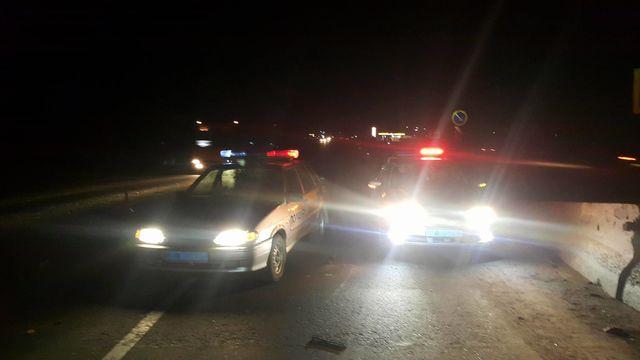 Непристегнутый гонщик попал всмертельное ДТП под Киевом