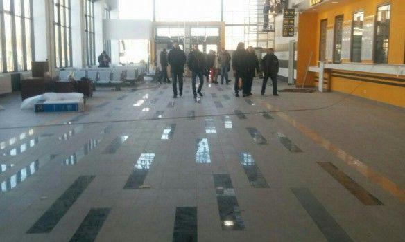 НаОкружной дороге открылся новый автовокзал «Теремки»