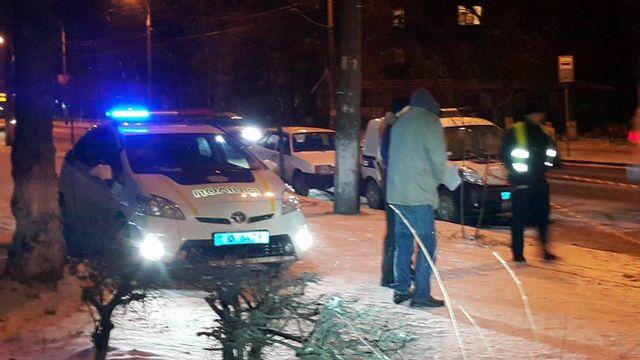 ВКиеве втакси скончался пассажир