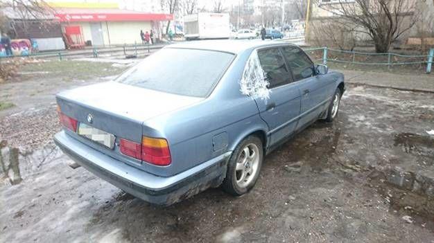 ВКиеве задержали группу угонщиков авто