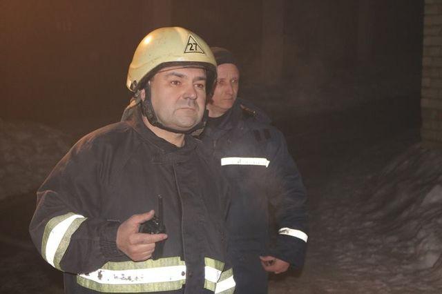 ВДнепре эвакуировали 200 человек изгорящего дома