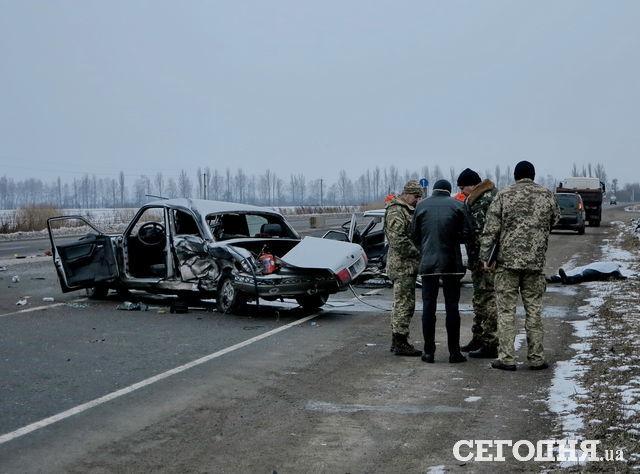 Пьяный водитель наехал на сотрудницу полиции, которая оформляла ДТП в Киеве - Цензор.НЕТ 8811