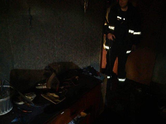 Боролись 30 мин.: вКиеве напожаре умер ребенок