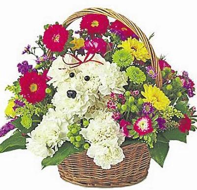 Букетики из цветов своими руками